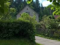 Apartmány GÓRAL Dolní Lomná - Pohled od cesty - chalupa ubytování Dolní Lomná