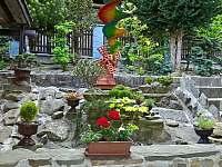 Zahrada - Dolní Lomná
