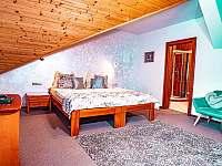 Dvoulůžkový pokoj Standart - ubytování Horní Bečva
