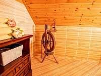 Dvoulůžkový pokoj Staré časy - Horní Bečva