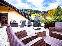 Dvoulůžkový pokoj Superior s terasou - Horní Bečva