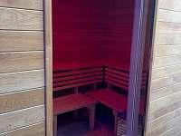 Sauna - apartmán k pronajmutí Horní Bečva