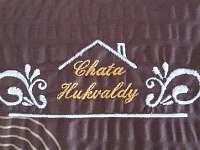 chata Hukvaldy - k pronájmu