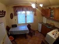 kuchyň - pronájem chaty Hukvaldy