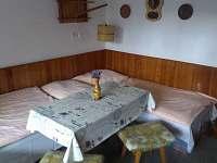 ložnice přízemí - Hukvaldy