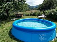 letní prázdniny bazén