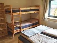 Ložnice č.1 přízemí - Horní Bečva