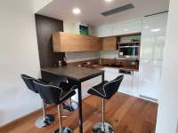 kuchyňský kout - apartmán k pronajmutí Čeladná