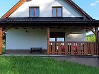 Chalupa na Hutisku - ubytování Hutisko-Solanec