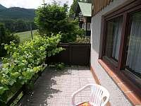 Balkon - chata k pronajmutí Ostravice