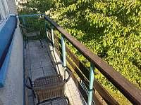 Balkon - Rožnov pod Radhoštěm