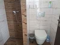 Koupelna 3 - pronájem apartmánu Rožnov pod Radhoštěm
