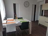 Kuchyně 2 - apartmán ubytování Rožnov pod Radhoštěm