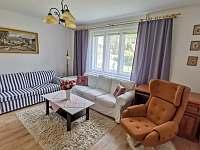 obývací pokoj - pronájem chalupy Frenštát pod Radhoštěm