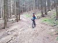 Cyklo toulky po okolí - chata k pronajmutí Valašské Klobouky
