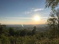 Východ slunce před Ernestinou - Smilovice