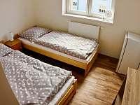 dvoulůžkový pokoj s vlastní koupelnou - Dolní Bečva