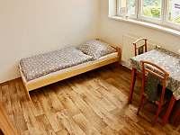 třílůžkový pokoj s vlastní koupelnou - ubytování Dolní Bečva