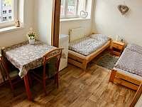 třílůžkový pokoj s vlastní koupelnou - Dolní Bečva
