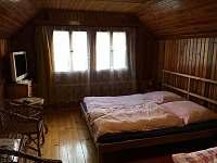 Ložnice 2 - chalupa ubytování Prostřední Bečva