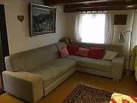 Obývací pokoj 1 - chalupa k pronajmutí Prostřední Bečva