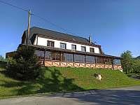 Horní Bečva ubytování 14 lidí  ubytování