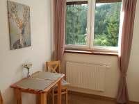 Dvoulůžkový pokoj - ubytování Horní Bečva