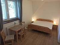 Třílůžkový pokoj - ubytování Horní Bečva