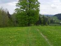 pohled na Trojmezí-Trojstyk CZ-SK-PL