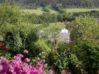 Výhled - apartmán ubytování Hutisko-Solanec