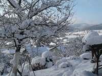 Zima - Hutisko-Solanec
