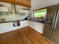 Kuchyň, jídelna, obývák - Guty