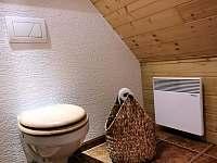 WC v podkroví - Palkovice