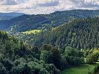 údolí Brodská - Nový Hrozenkov