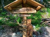 Medvědí chata pod Lysou horou - chalupa k pronájmu Ostravice
