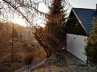 Medvědí chata pod Lysou horou - chalupa ubytování Ostravice