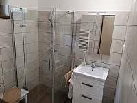 Koupelna - chalupa k pronájmu Rajnochovice
