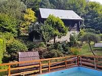 Dolní Bečva ubytování 6 lidí  pronájem