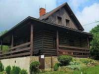 Chata Loučka Bystřice - ubytování Bystřice