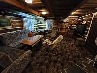 dolni obývací pokoj - pronájem chalupy Nýdek