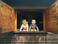 Chata Lesanka - pronájem chaty - 12 Brumov - Bylnice