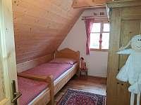 Červená ložnice malá - Komorní Lhotka