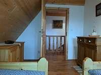 Modrá ložnice malá - Komorní Lhotka
