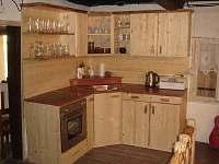 Chalupa - kuchyň