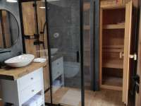 1.koupelna - chalupa k pronajmutí Frýdlant nad Ostravicí