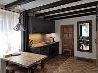 Kuchyň - pronájem chalupy Frýdlant nad Ostravicí