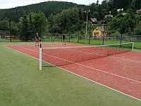 Tenis ZDARMA u Obecního úřadu - 300 m - Krásná