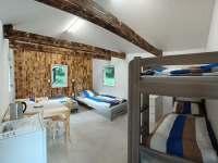 Prostřední Bečva ubytování 8 lidí  pronájem