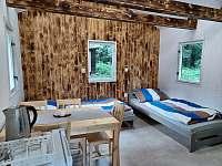 Vnitřní vybavení chatek - k pronájmu Prostřední Bečva