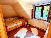 """Pokoj """"U oveček """" s pohodlným spaním až pro čtyři osoby - Pozděchov"""